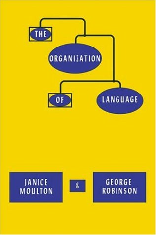 Books : The Organization of Language