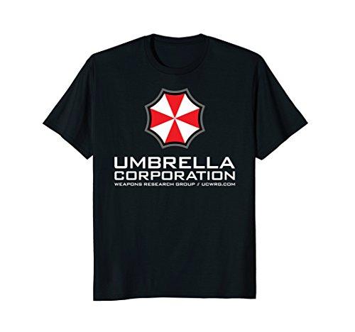 - Umbrella Corporation UCWRG Stacked Logo Shirt