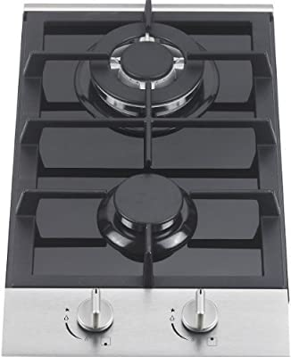 Ramblewood GC2-48P (LPG/Propane Gas) high efficiency 2 burner gas cooktop