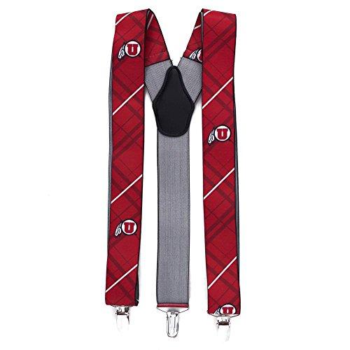 Eagles Wings EAG-8031 Utah Utes NCAA Oxford Mens Suspenders