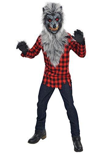 Infantil Hambrienta Aulladores Disfraz Halloween Adolescente ...