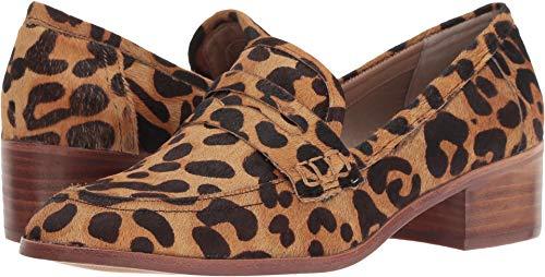 STEVEN by Steve Madden Women's IONA-L Loafer, Leopard, 6 M US ()