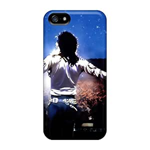 (ByWCxzD6945YCRyc)durable Protection Case Cover For Iphone 5/5s(michael Jackson)