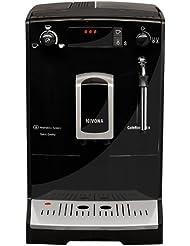 Nivona Caferomatica 626 Drip Coffee Maker 1 8L Black Chrome Coffee Makers Freestanding Semi Auto Drip Coffee Maker Coffee Beans Ground Coffee Cappuccino Coffee Latte Macchiato Black