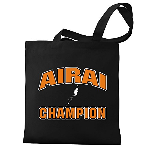 Canvas Canvas Airai Eddany champion Airai Canvas Tote Eddany Bag Airai champion Bag Tote Eddany champion wYYAxa7q