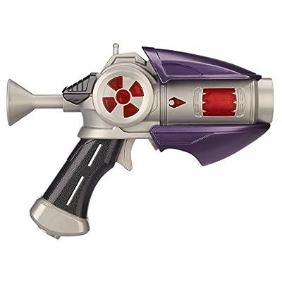 Slugterra, Dr. Blakk's Blaster 2.0 Harbinger Firestorm with 2 Firing Slugs: Toys & Games