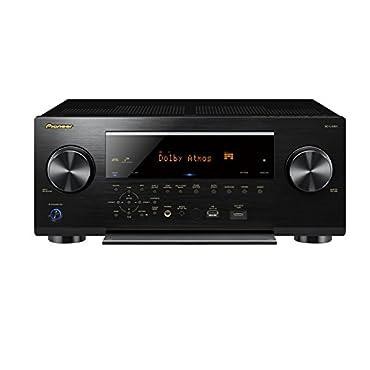 Pioneer SC-LX501 Elite 7.2 Channel D3 Network AV Receiver, Black