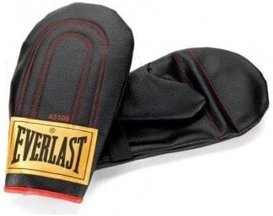 Everlast 6 Piece Boxing Speed Bag Set Platform Swivel Gloves Wraps Drum Box✔New✔