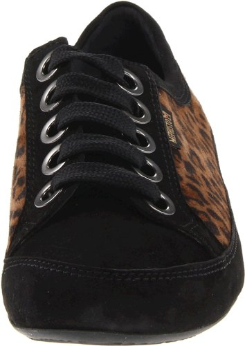 Velours Women's Velcalf Bretta Premium Mephisto Black Oxford Leopard SFqf4Bw