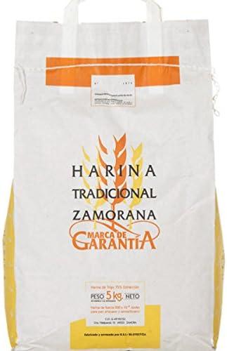 Harina Tradicional Zamorana. HARINA DE FUERZA 5kg.
