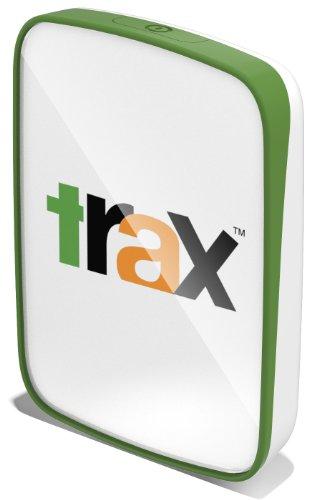 trax GPS Intelligentes GPS-Ortungsgerät für Kinder und Haustiere, grün