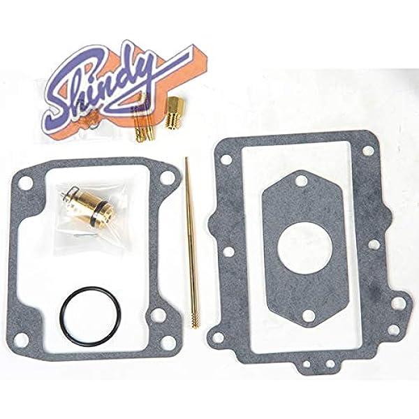 Suzuki TS250 ERN  Carb Repair  Kit