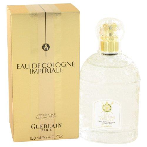 Guerlain Imperiale Men Eau De Cologne Spray Tester, 3.4 Ounce - Guerlain Edc Spray