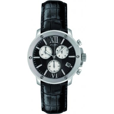 Rotary GS02837-04 Mens Timepieces Chronograph Watch