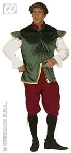 Disfraz de Romeo Verde