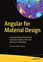 Angular for Material Design Front Cover