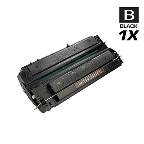 CS Compatible Toner Cartridge Replacement for Canon FX4 1558A002AA Black FAX-L800 L900 Laser Class 8500 9000S 9500S 9000 9500 9800 9000MFP 9500MFP L900 9000MS 9500MS Page Yield: 4000