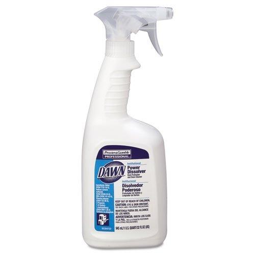 Dawn Professional Power Dissolver, Spray Bottle, 32 fl. oz. (Pack of 6)