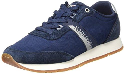 Napapijri Fodtøj Dame Rabina Sneaker Blau (blå Marine) 2ZSUDh