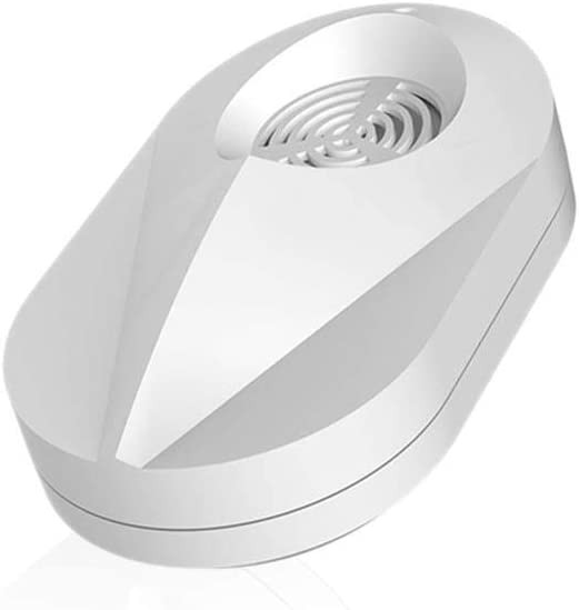 Pawaca - Desinfectante por ultrasonido, 100% Modo físico Puro, Extractor de Aire, purificador de Aire, Dispositivo de Limpieza de microbios, Adaptador para Coche, hogar, frigorífico: Amazon.es: Hogar
