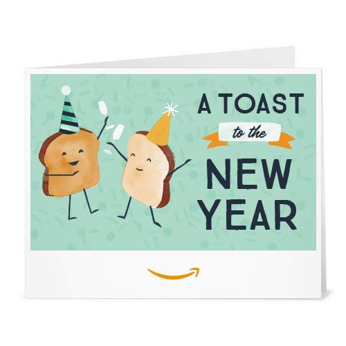 New Years Toast