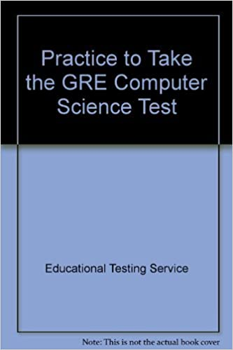 Gre Computer Science Test Practice Book