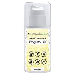 Progesterone Cream (Bioidentical) 4oz Pu...
