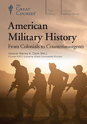 American Military History: From Colonials to Counterinsurgents - Family American Scale