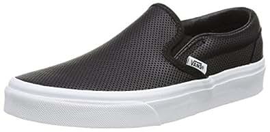Vans Mens Black Black Slip-On - 3.5