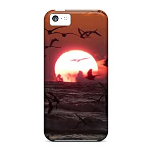 New Arrival Oilpaintingcase88 Hard Cases For Iphone 5c (YzI42355iflv)