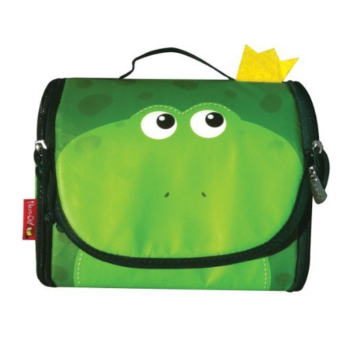 Neat-Oh! The Picnic Lunch Box & Placemat Felipe Frog by Neat-Oh! [並行輸入品] B00S5VCDLU