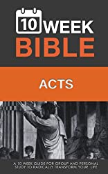 Acts: 10 Week Bible Study
