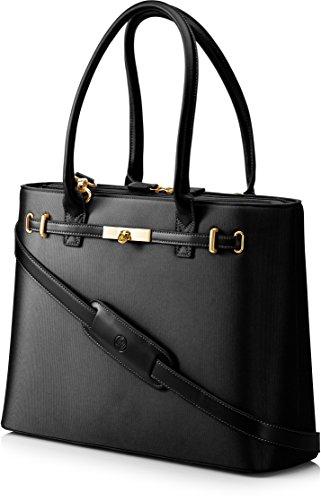 HP T7B38AA#ABB Notebook-Schultertasche (für Damen 39,6 cm (15,6 Zoll)) schwarz