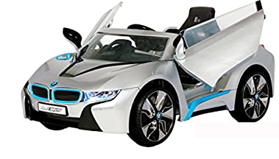 Rollplay BMW i8 6-Volt Battery-Powered Ride-on by Rollplay
