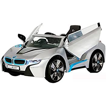 Amazon Com Rollplay 6 Volt Bmw I8 Ride On Toy Battery Powered