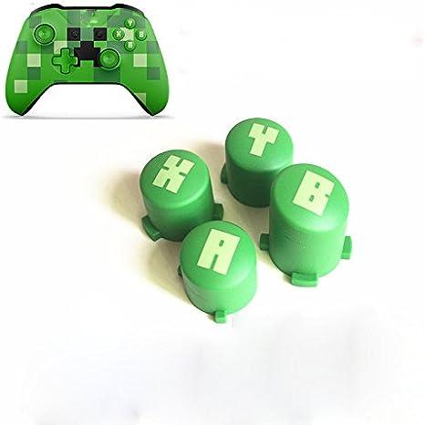 Botones A B X Y Letras Mod Menu Botón para Xbox One Xbox One S ...