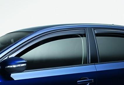 volkswagen open windows with key