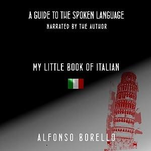 My Little Book of Italian Audiobook
