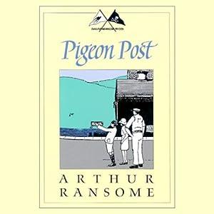 Pigeon Post Audiobook