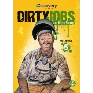 Discovery Channel Dirty Jobs : 16 Episode Collection : Tar Pit Technician , Animal Renderer , Walnut Shaker , Goose Down Plucker , Olive Oil Presser , Diaper Cleaner , Bird Food Maker , Spider Pharmer , Locomotive Builder , Sled Dog Breeder , Marine Salvage Technician , Mattress Recycler , Snapping Turtle Trapper , Toilet Crusher , High Rise Window Washer , Brine Pit Cleaner : 2 Disc Box Set : 430 Minutes Plus Bonus