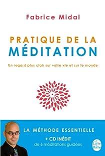 Pratique de la méditation par Midal