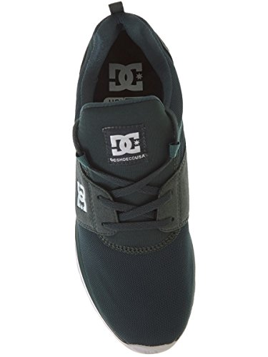 DC Schuh Heathrow Dark Grun