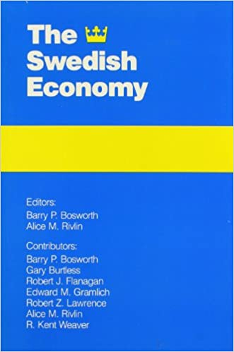The swedish economy barry p bosworth alice m rivlin the swedish economy barry p bosworth alice m rivlin 9780815710424 amazon books fandeluxe Image collections