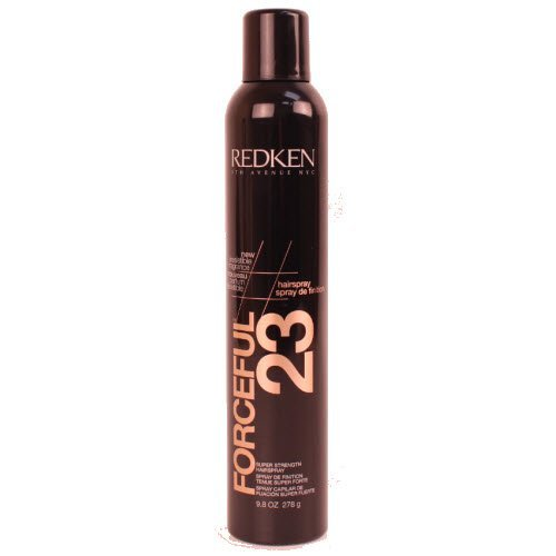Redken Forceful 23 Super Strength Finishing Spray, 9.8 Ounce