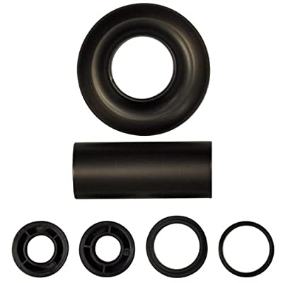 Danco Universal Oil Rubbed Bronze Tube and Flange #10309