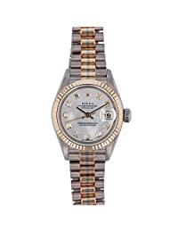 Rolex Datejust Automatic-self-Wind Female Watch 79179 (Certified Pre-Owned)