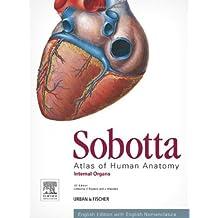 Sobotta Atlas of Human Anatomy, Vol. 2, 15th ed., English: Internal Organs, 15e by Friedrich Paulsen (2013-08-30)