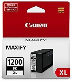 Ink cartridges 4 Pack CMYK Genuine NEW Canon Maxify 2200 XL C M Y K BK