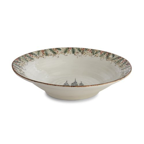 Christmas Tree Large Serving Bowls