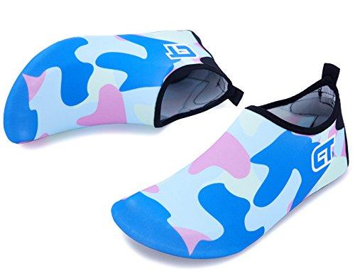 Chaussettes Plage Yoga Chaussures Giotto Pour Sport Nager Aqua Eau Sxp7F